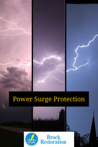 Electronic Power Surge