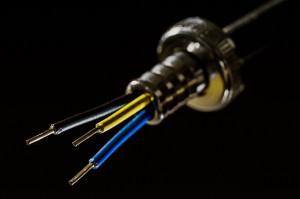 exposed wiring repair