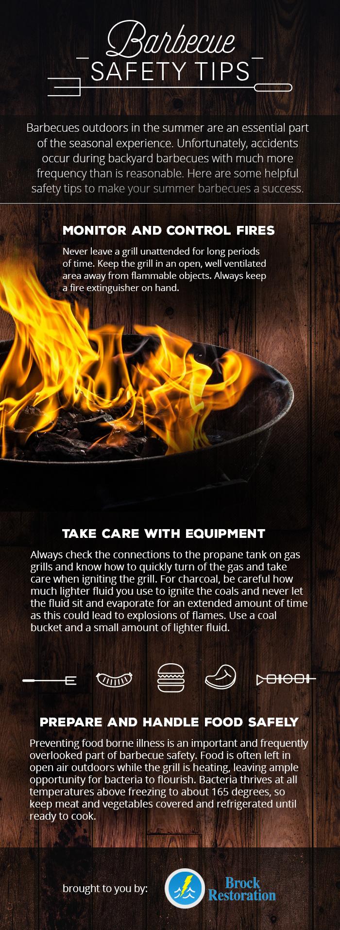 Brock restoration Barbecue-Tips